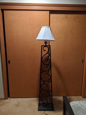Beautiful designer floor lamp for Sale in Tacoma, WA