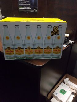 mineral water 18 pack  topo chico  for Sale in Riverside, CA