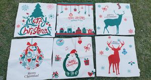 New Christmas pillowcase covers 18x18 6pcs for Sale in Pico Rivera, CA