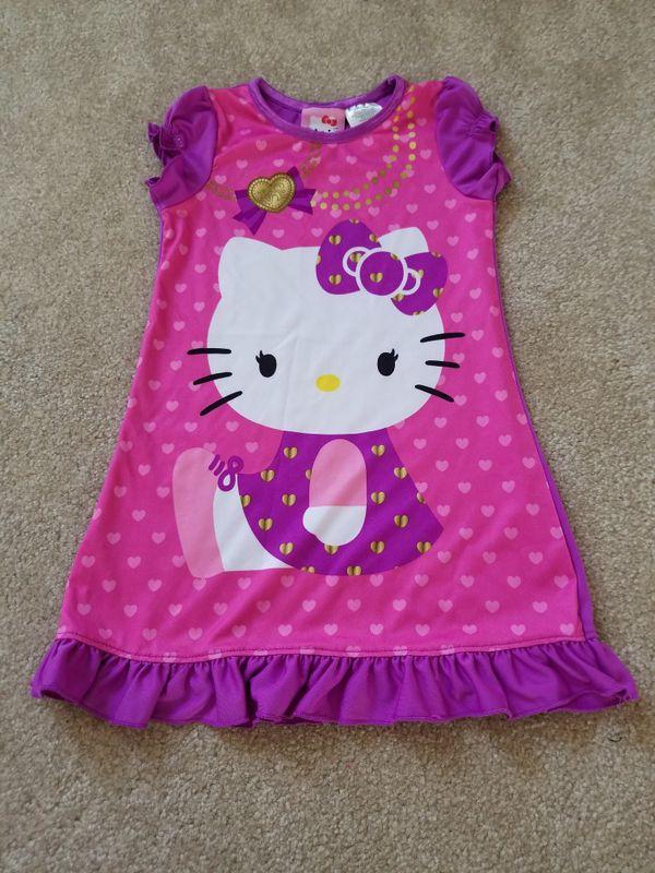 Hello Kitty Sleepware 24M
