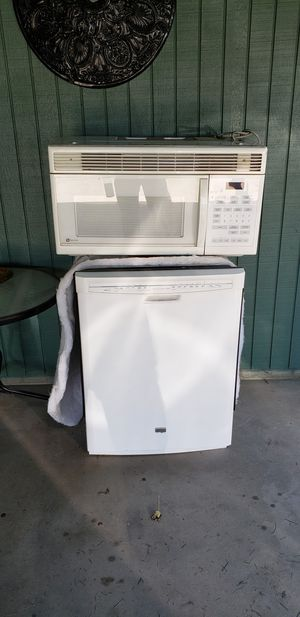 Maytag microwave & dishwasher. for Sale in West Valley City, UT