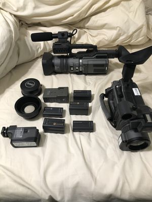 SONY Pd150 miniDV Camcorders for Sale in West Covina, CA
