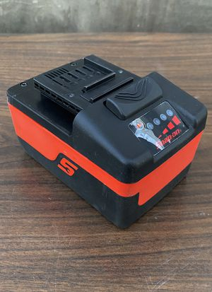 Snap On 18v Monster Lithium Battery 🔋 ((((( $100 ))))) ❗️Only 5 Charge Cycles ❗️ for Sale in Riverside, CA