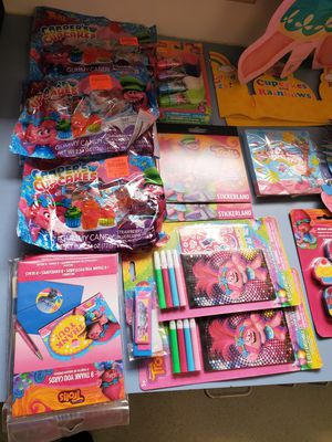 Ultimate Trolls Party Pack for Sale in Norfolk, VA