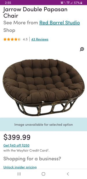 Papasan Couch for Sale in Chesapeake, VA