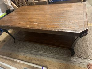 Brazilian Wood Coffee Table for Sale in Glen Allen, VA