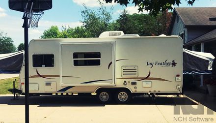 2005 Jayco Trailer Travel for Sale in Valley View,  OH