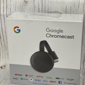 Google Chromecast Streamer for Sale in Glendora, CA
