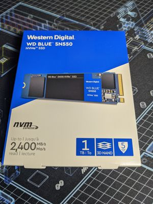 WD SN550 for Sale in Orange, CA