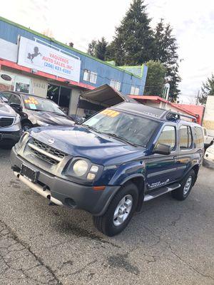 2002 Nissan Xterra for Sale in Burien, WA