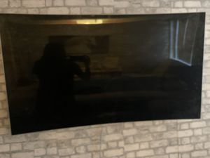 Samsung curve tv 2000$ for Sale in Silver Spring, MD