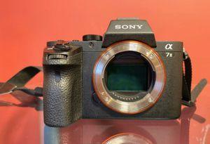 Sony Alpha a7II Mirrorless Digital Camera w lens for Sale in Los Angeles, CA
