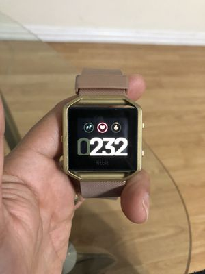 Fitbit Blaze for Sale in Fort Worth, TX