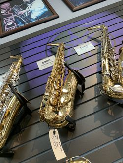 Used and very clean Antigua Saxophone 🎷 for Sale in Portland,  OR