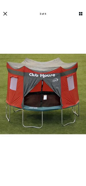 Clubhouse tent for a 12 ft trampoline. Brand new for Sale in Ewa Beach, HI