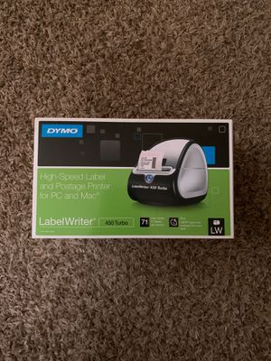 DYMO label writer for Sale in Anoka, MN