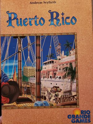 Board Game - Puerto Rico for Sale in Waterloo, IA