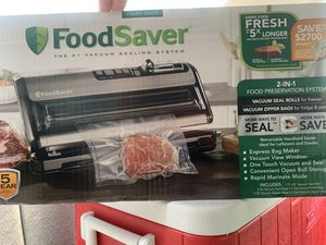Food saver $120 for Sale in Puyallup, WA