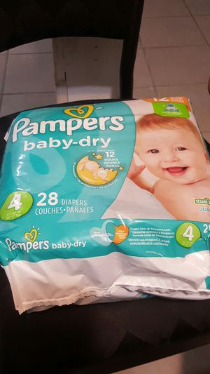 Pampers for Sale in Detroit, Michigan