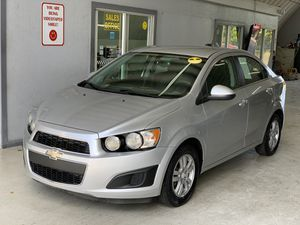 2015 Chevy Sonic LT for Sale in Pompano Beach, FL