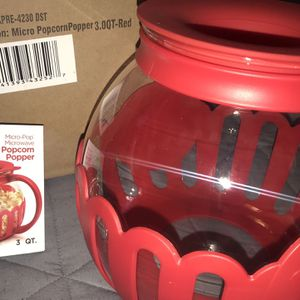 Micro Popcorn Popper for Sale in Arlington, VA