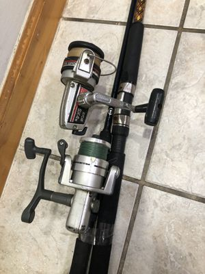 2 fishing rod for Sale in Brooklyn, NY