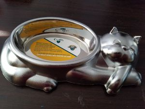 Brand New Cat Bowl for Sale in Amarillo, TX
