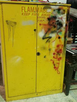 Flammable Storage Cabinet for Sale in Port Charlotte,  FL