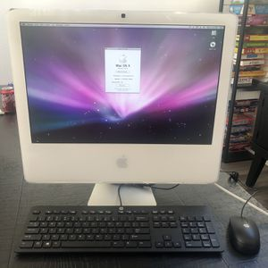 "Apple iMac G5 ""iSight"" for Sale in Moreno Valley, CA"