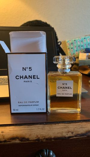 NEW CHANEL NO. 5 PERFUME for Sale in Oakland, CA