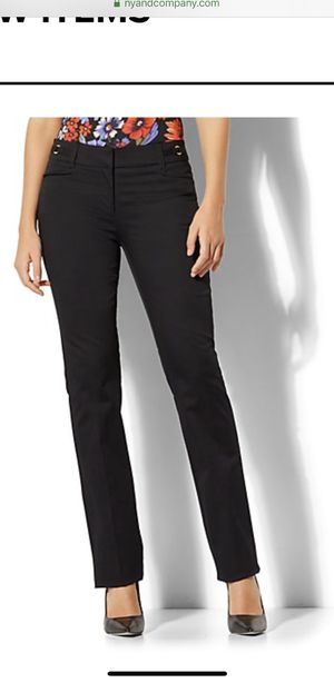 STRAIGHT LEG PANT - SIGNATURE FIT - 7TH AVENUE for Sale in Lakeland, LA