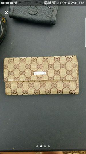 Gucci GG wallet for Sale in San Antonio, TX