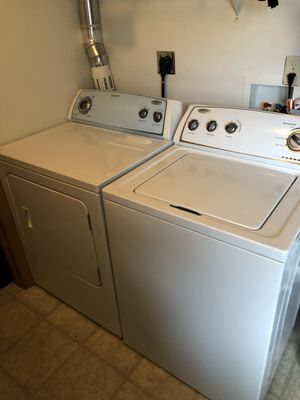 Whirlpool Laundry Washer and Dryer Set for Sale in Rochester, MN