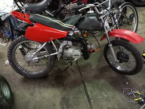 Honda 70 with ssr125 engine for Sale in Elgin, IL