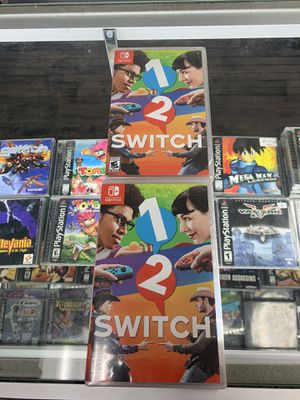 12 Switch $35 Gamehogs 11am-7pm for Sale in East Los Angeles, CA