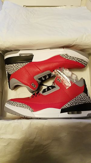 Air Jordan 3 Retro SE Unite Fire Red for Sale in Los Angeles, CA
