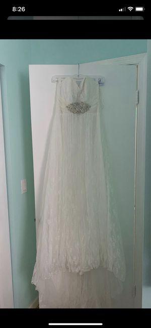 David's Bridal wedding dress for Sale in Coral Springs, FL