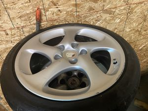 Porsche 911 turbo rims staggered for Sale in Portland, OR