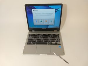SAMSUNG Chromebook Plus 12.3-Inch for Sale in Austin, TX
