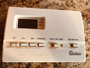 Robertshaw thermostat for Sale in Fresno, CA