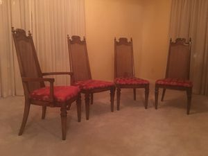 Antique chairs for Sale in Fairfax, VA