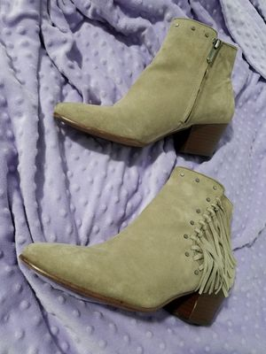 8.5 M - Women's Sam Edelman Fringe Boots for Sale in Auburn, WA