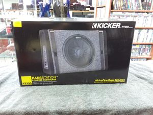 "Kicker 10"" powered subwoofer Brand New for Sale in Stafford, VA"