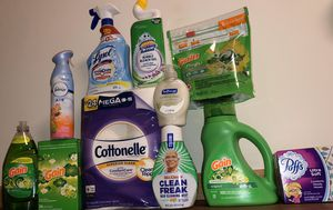 Gain Household Laundry Bundle - $34 retail value for Sale in Pickerington, OH