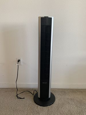 Bionaire Tower Fan with Remote for Sale in Dublin, CA
