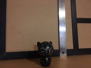 Small Black Panther Action Figure Collectibles for Sale in Houston, TX