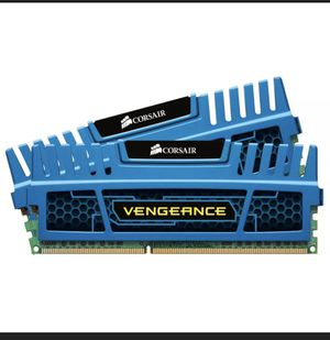 Corsair Vengeance DDR3 2x4GB (8GB) 1600MHz New for Sale in Downey, CA