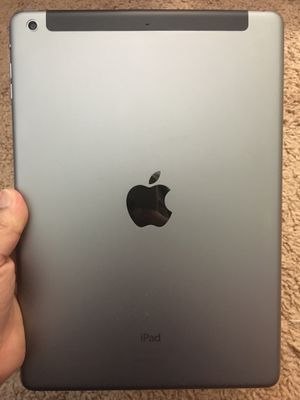 iPad Air WiFi + Cellular UNLOCKED for Sale in Kensington, MD