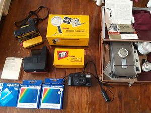 Old Cameras&film for Sale in Lakewood, OH