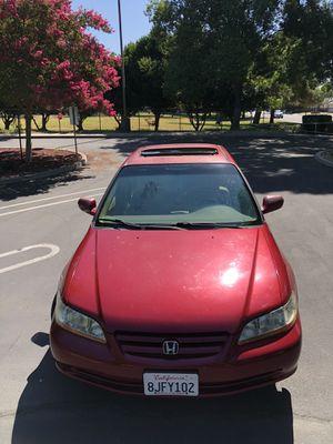 2002 Honda Accord special edition for Sale in Modesto, CA